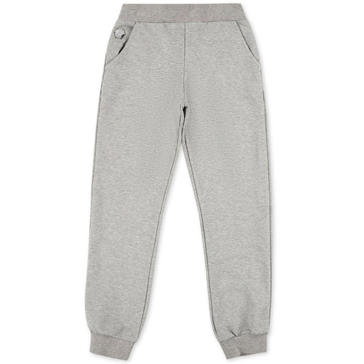 Girls Grey Jogging Trousers P.L.N.