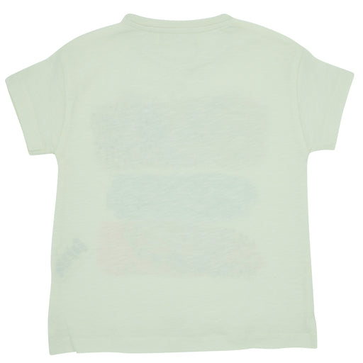 PLAY UP Ivory Flame Jersey T-Shirt at BOYS & GIRLS ONLINE