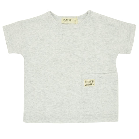 Front Pocket Cotton Baby Top