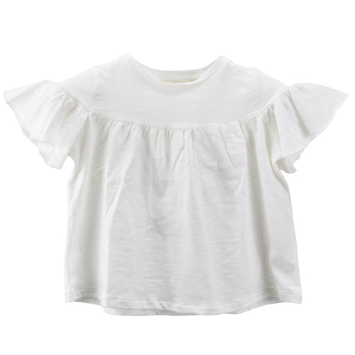 PLAY UP Girls White Cotton Blouse at BOYS & GIRLS ONLINE