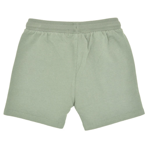 PLAY UP Kaki Fleece Organic Shorts at BOYS & GIRLS ONLINE