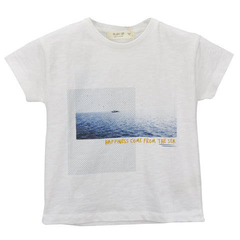 Sea Theme Jersey T-Shirt