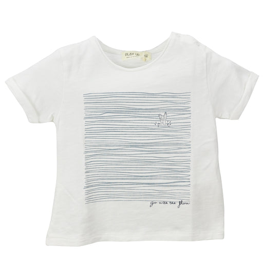PLAY UP White Flame Jersey T-Shirt at BOYS & GIRLS ONLINE
