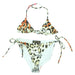 Roberto Cavalli Junior Girls Leopard Print Bikini Set-BOYS & GIRLS ONLINE