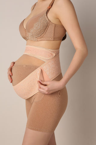 Double Belly Band & support maternity