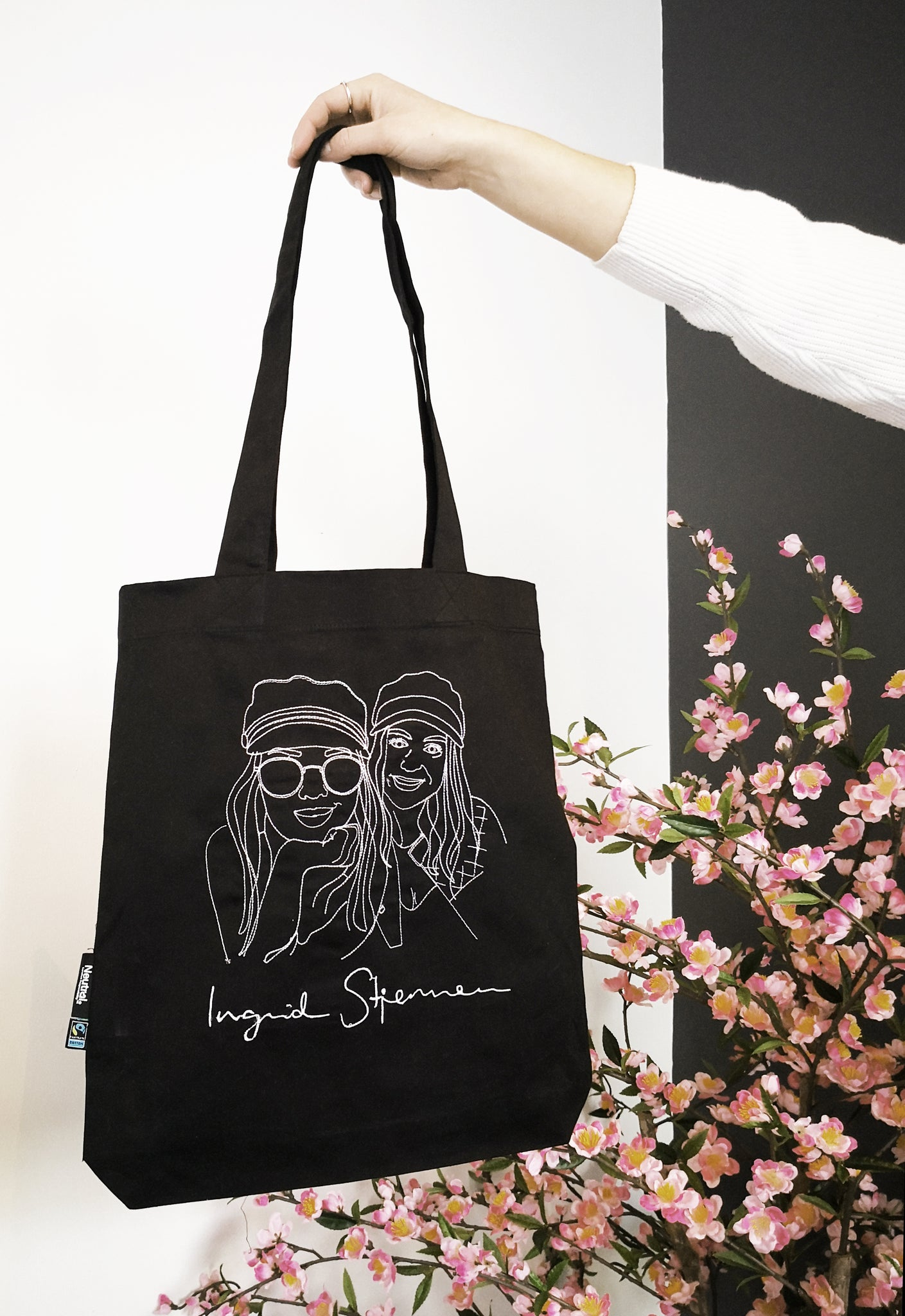 Customised Unbranded Tote Bag