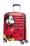 American Tourister Mickey rouge cabine