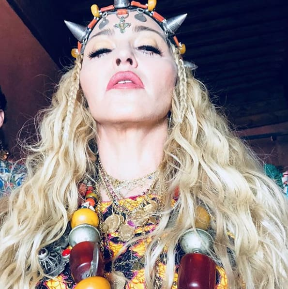 Did You Know That Madonna Has Celebrated Her Birthday In Marrakesh