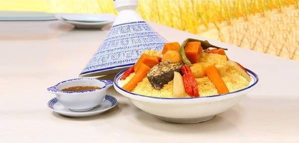 The Couscous: Tradition Of Morocco