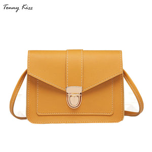 31f7698215e1 Solid cross body bags for women leather