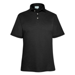 Scotland Yarn Polo Shirt - Classic Green