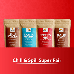 Chill & Spill Super Pair Subscription Box