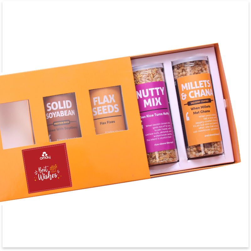 Health-on-a-high Gift Box