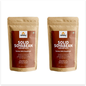 Solid Soyabean - Protein Rich