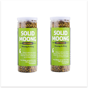 Solid Moong - Spicy Masala