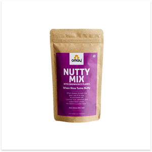 Nutty Mix - with Dry Fruits