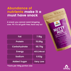 Nutty Mix - 400 gms Pouch