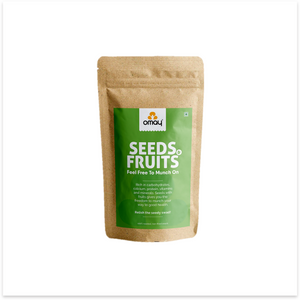 Seeds & Fruits - 400 gms Pouch