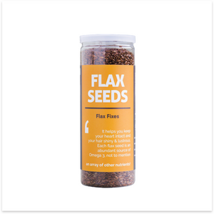 Flaxseeds (roasted)