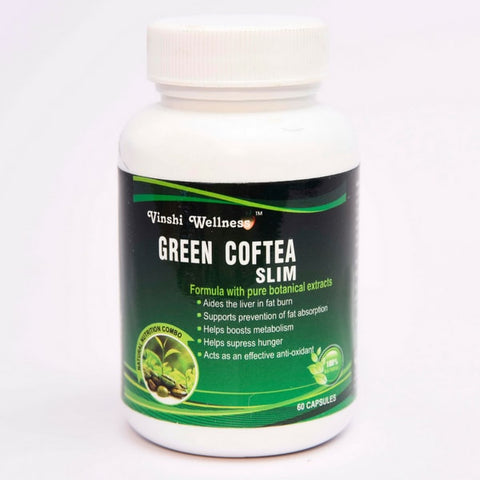 Green Coffee Capsules - vinshiwellness