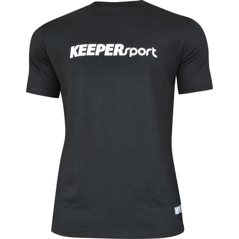 KEEPERsport T-Shirt (black)