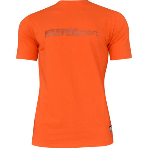 KEEPERsport T-Shirt (orange)
