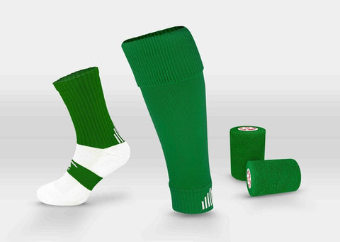 PST SOCK TAPING KIT - GREEN (STR. UK 7-11)