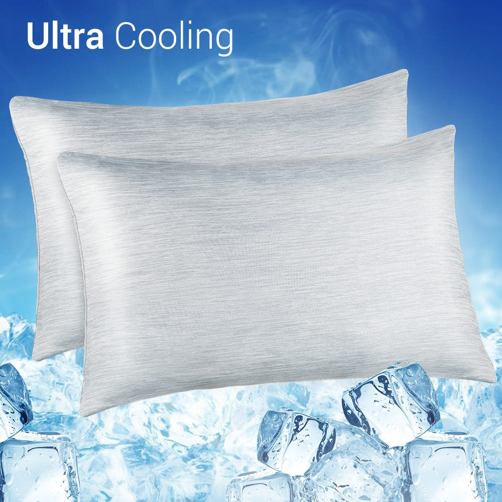 LUXEAR Cooling pillowcase