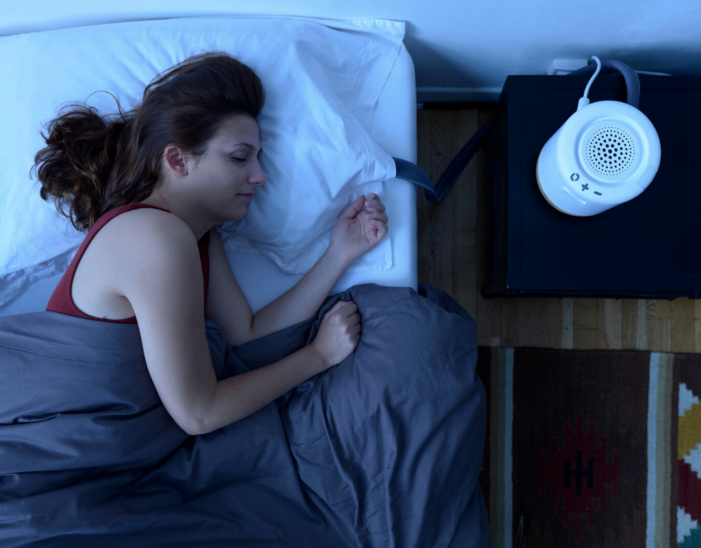 Sleep better and faster with a cooling pillow