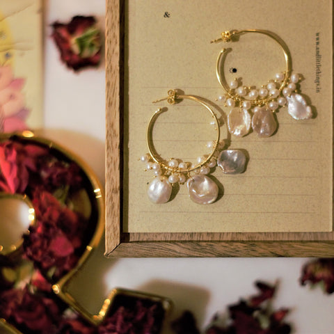 The Filmy Owl Hoops & Keepsake Box