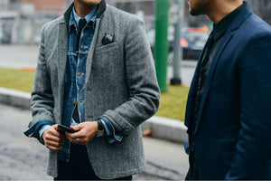 Blazer: formal ou casual?