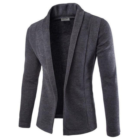 Cardigan Fashion Estilo Blazer
