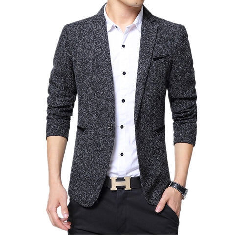 Blazer Masculino Casual e Fashion