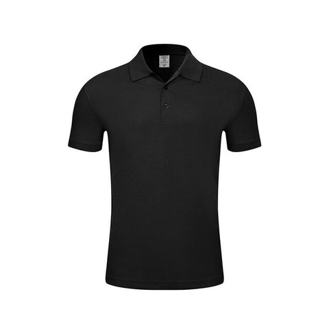 Camisa Polo Casual Masculina - Lisa Clássica