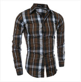 Camisa Xadrez Fashion - New Classic