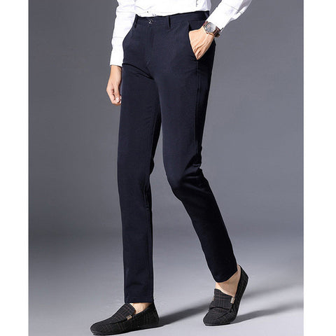 Calça Fashion Elegante Slim