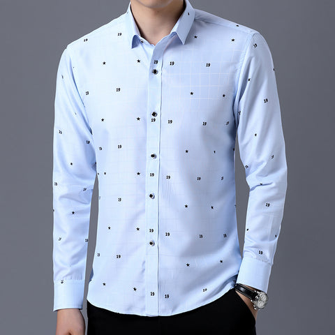 Camisa Casual Fashion - Numbers