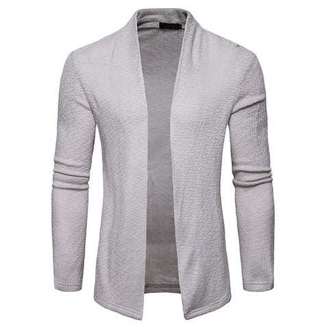 Cardigan Solto Fashion Moderno
