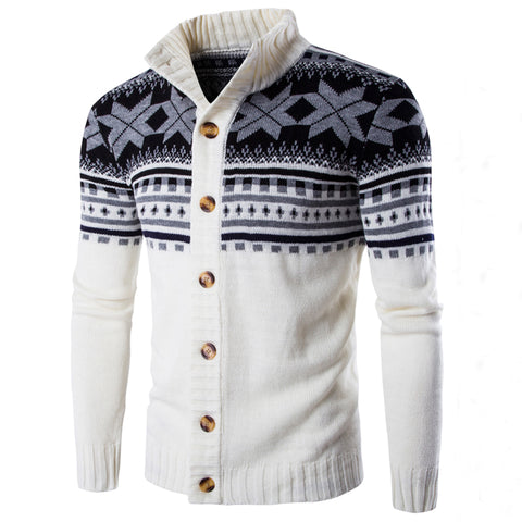 Sweater Moderno com Estampado