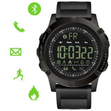 Smartwatch - Relógio Inteligente Fitness Digital Sport com Bluetooth para IOS / Android