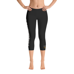 #Acupuncture Capri Leggings