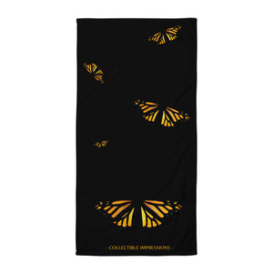 Bath Towel (Butterfly)