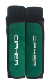"CPA8000RHP-GN CIPHER AUTO GREEN HARNESS PADS 2"" INCHES"
