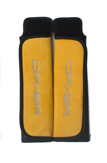 "CPA8000RHP-YL CIPHER AUTO YELLOW HARNESS PADS 2"" INCHES"