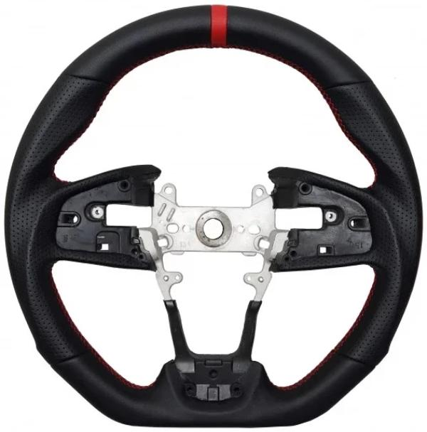 2016+ Honda Civic Steering Wheel (Leather)