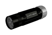 CPA6300BK CIPHER AUTO 70 LUMENS FLASHLIGHT BLACK
