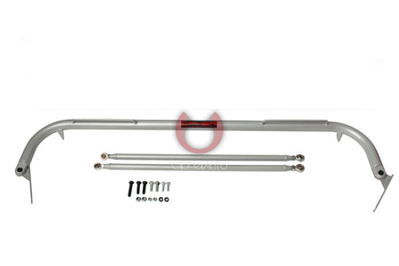 1999-2006 ACURA RSX CIPHER RACING SILVER COATING HARNESS BAR 48""