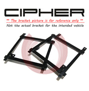 CIPHER AUTO RACING SEAT BRACKET - POLARIS Slingshot