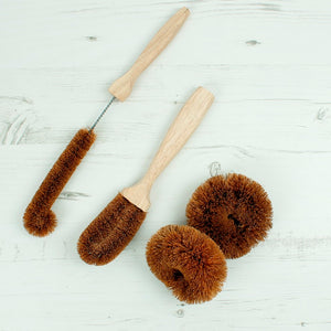 EcoCoconut Dish Brush