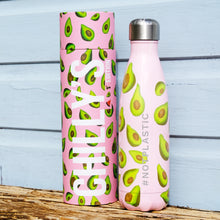 #NOTPLASTIC X CHILLY'S Stainless Steel Drinks Bottle Avocado 500ml